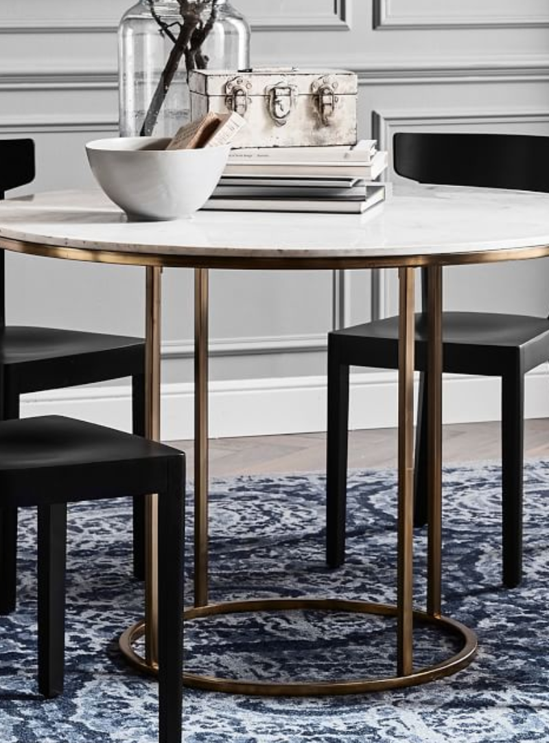 11 Round Dining Room Tables I'm Looking At
